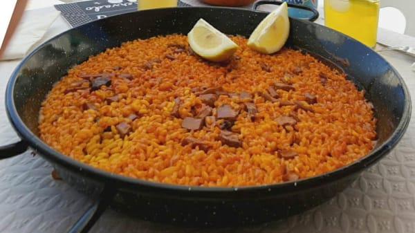 Sugerencia del chef - La Volta, Santa Pola