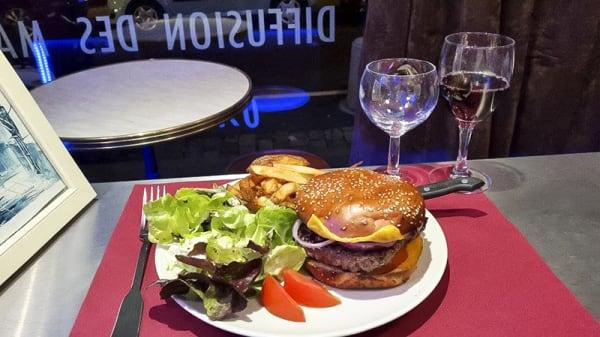 Burger phénicien - Le Phénicien, Lyon