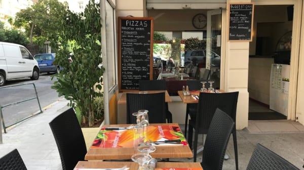 Terrasse - Il Cantatore, Nice