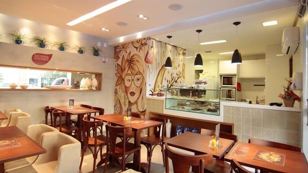 rw sala - CaféCafé Pina, Recife