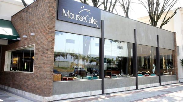 rw fachada - Mousse Cake - Campinas, Campinas