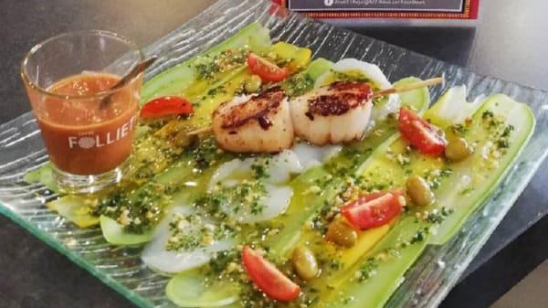 Suggestion de plat - Au Haggis gourmand, Alès