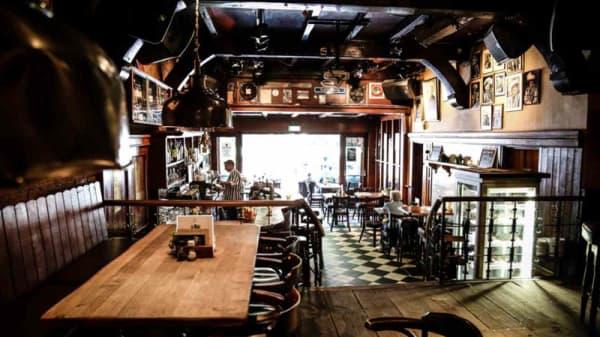 Restaurant - Stadsherberg 't Pumpke, Den Bosch