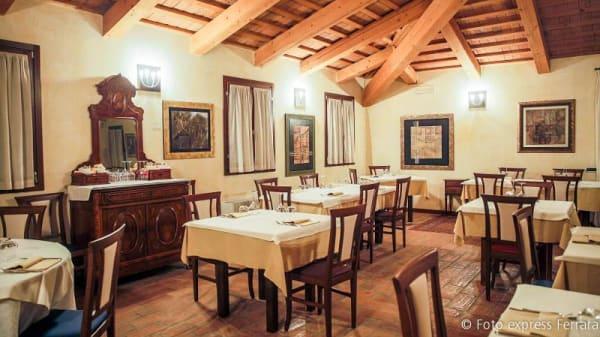Sala del ristorante - Locanda & Cucina il Fagiano, Settepolesini