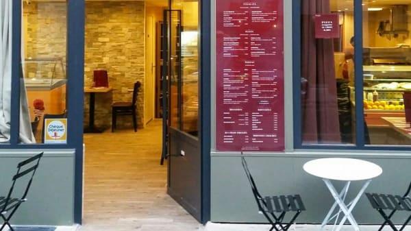 Terrasse - Pasta Pizza, Paris