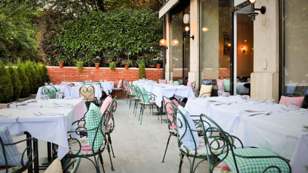 terrasse - Andréa's Bistro & Grill, Genève