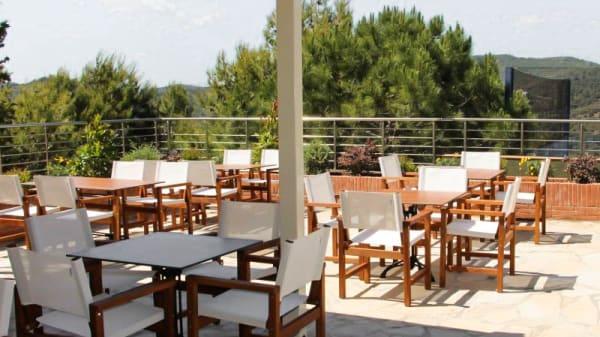 Vista terraza - El Balcó de Collserola, Esplugues De Llobregat