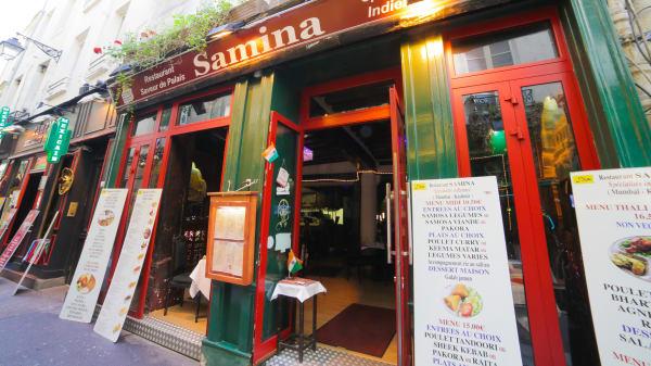 Bienvenue Chez Samina Spécialités indiennes - Samina, Paris