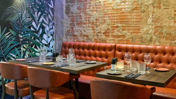 Vista do interior - Rib Eye Steakhouse, Alvor