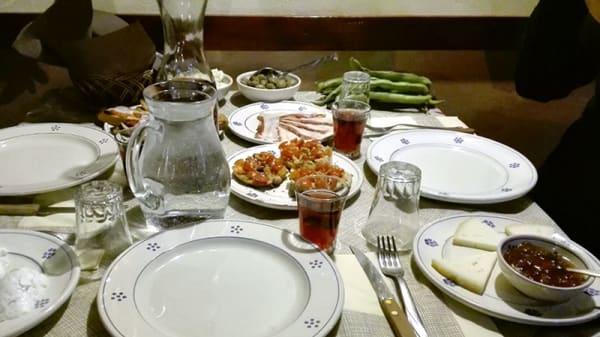 Suggerimento dello chef - U Ricriju, Siderno