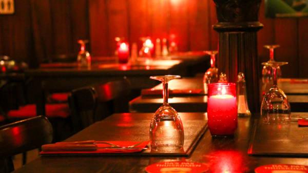 restaurantzaal - 't Steakhouse, Amsterdam