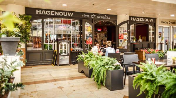 Terras - Hagenouw Eten en Drinken, Utrecht