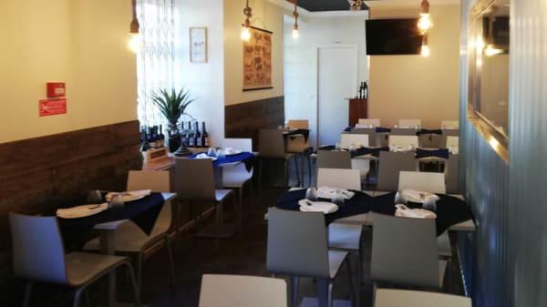 Vista do interior - La Lombonera Steakhouse Sintra, Sintra