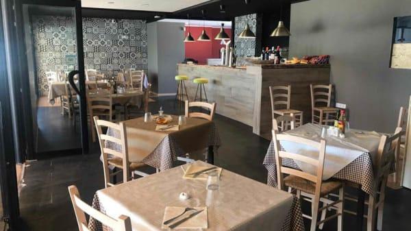 Vista de la sala - El Doge Pizzeria, Badalona