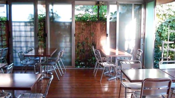 sala patio interno - Movida, Firenze
