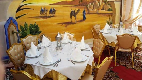 Vue de l'intérieur - L'Auberge Du Maroc, Meulan-en-Yvelines
