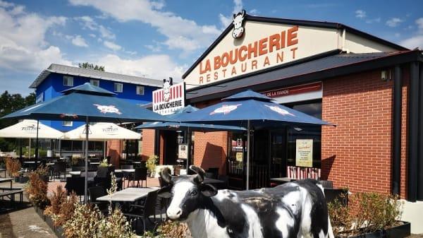 ext - La Boucherie Colmar, Colmar