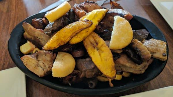 Sugerencia de plato - Mi Tierra Latina, Armilla