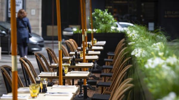 Terrasse - Les 110 de Taillevent, Paris