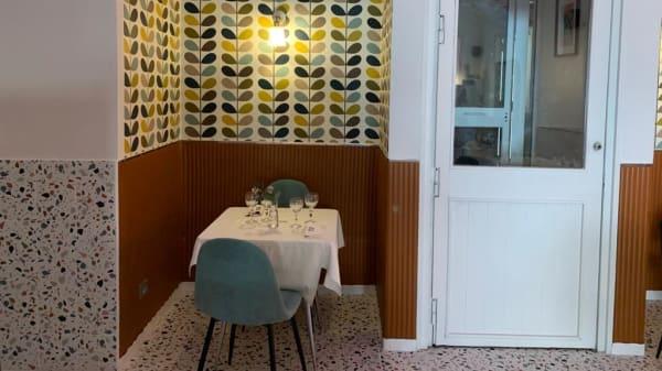 Sala - Sapore  vino&cucina, Roma