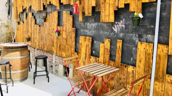 Ô bar à table, Saint-Martin-la-Garenne