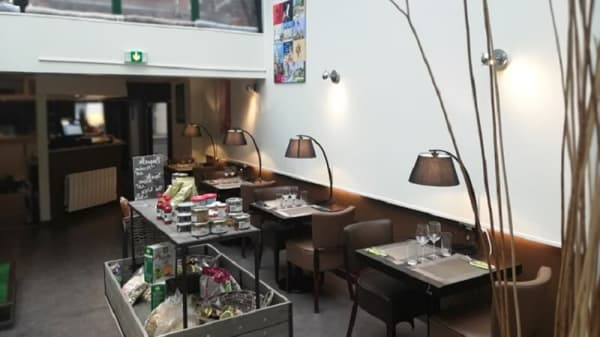 Vue de la salle - C'est Bio à Croquer, Tarbes