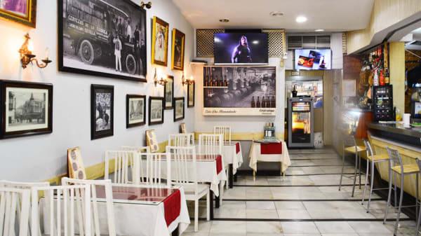 Vista interior - Entre Dos Hermandades, Sevilla