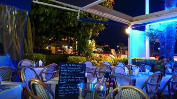 Restaurant - Le San Juan, Nice