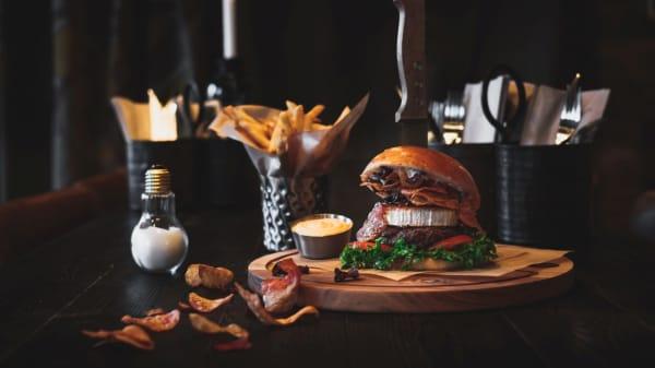 food - Lucy's Burger, Göteborg