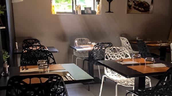 Salle du restaurant - Label Epicerie, Lyon-6E-Arrondissement