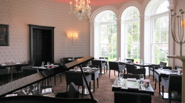 Room's view - The Piano Restaurant at The Churchill Hotel, York