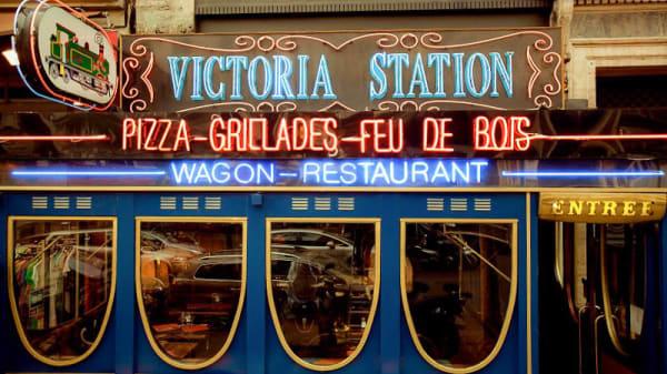 Extérieur - Victoria Station, Paris-2E-Arrondissement