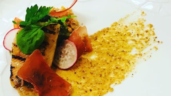 Salmon Traut - Restaurante Dos Artistas, Lagos