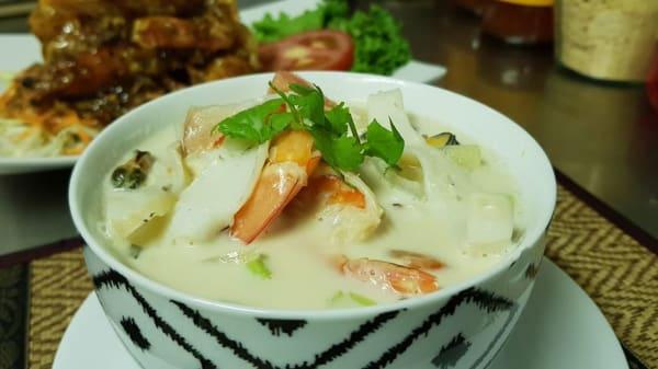 Plat 1 - Souan Son Thaï Food, Saint-Cyr-sur-Mer