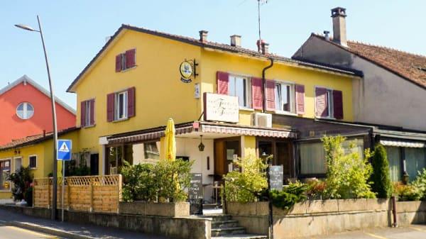 Framsida - La Treille, Penthaz