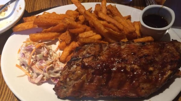 Course's suggestion - Harvester - Chingford, London