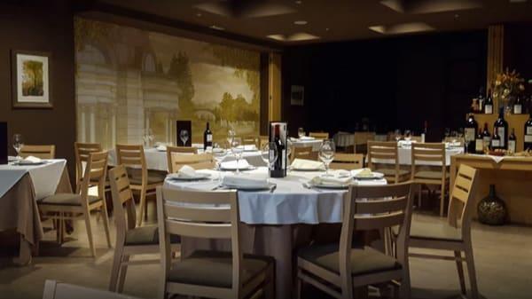 Sala del restaurante - O regato do valdecide, Mondariz-Balneario