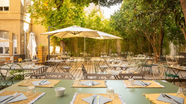 Le Jardin Montgrand, Marseille