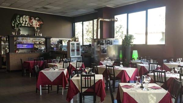 Sala interna - Geggio o' Capatosta, Cesano Maderno