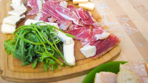 Planche à partager - O' Comptoir Gourmand, Le Tholonet