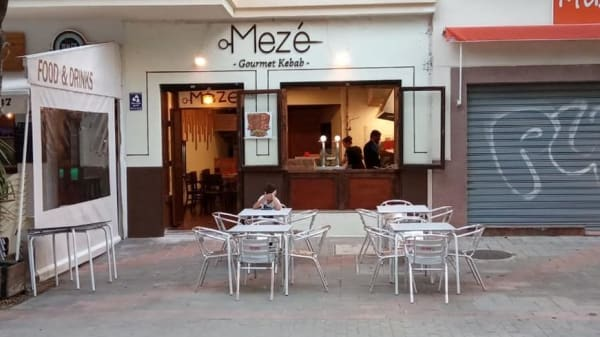 Mezé Gourmet Kebab, Málaga