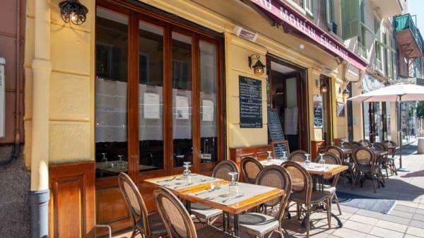 Entrée - Au Moulin Enchanté, Nice