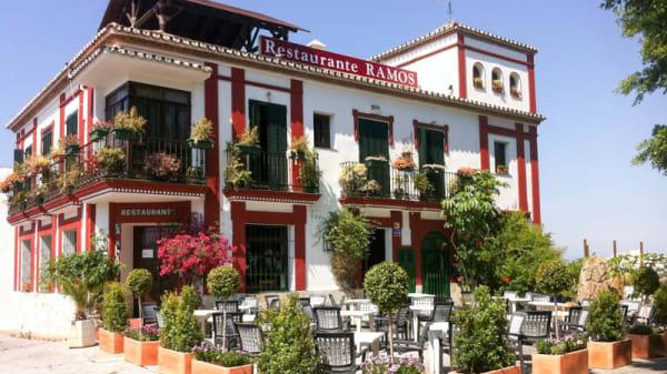 Fachada - La Alcaria de Ramos, Estepona