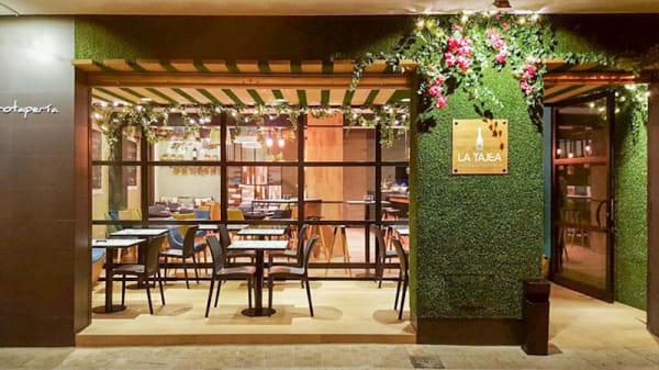 Fachada restaurante - La Tajea Gastrotapería, Benalmadena