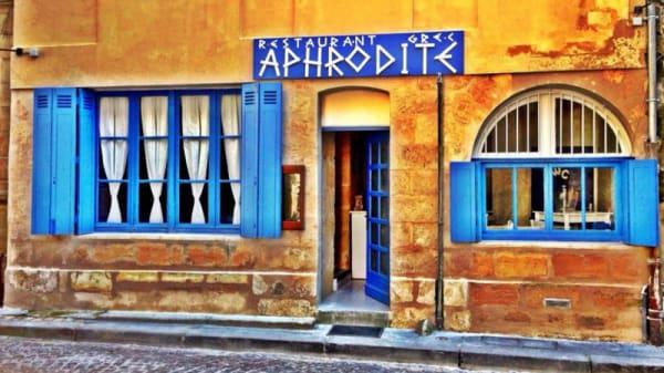 Entrée - Aphrodite, Bordeaux
