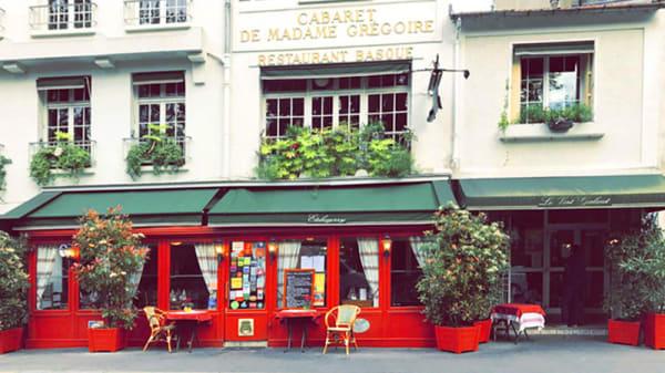 Entrée - Auberge Etchegorry, Paris