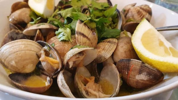 Sugestão prato - Canastra a Grelha, Nazaré
