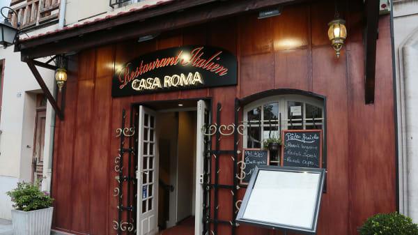 Bienvenue au restaurant Casa Roma - Casa Roma, Paris