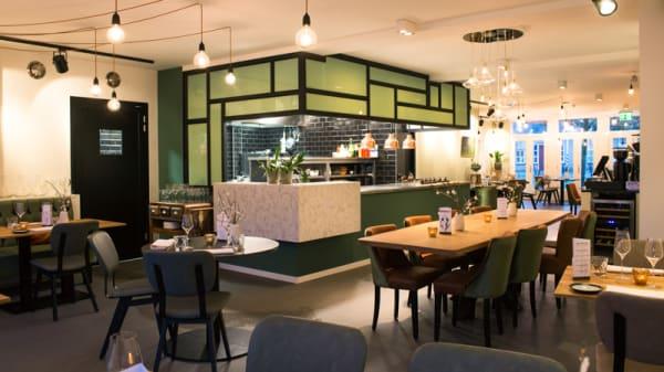 Restaurant - Pouwe, Hoeven