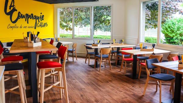 Restaurant - La Compagnie Bistrot - Calais, Calais